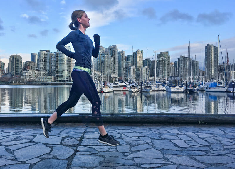 Running shoes - Burnaby Physio Care