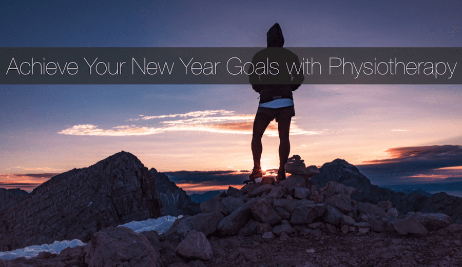 New Year Resolutions Through Physiotherapy