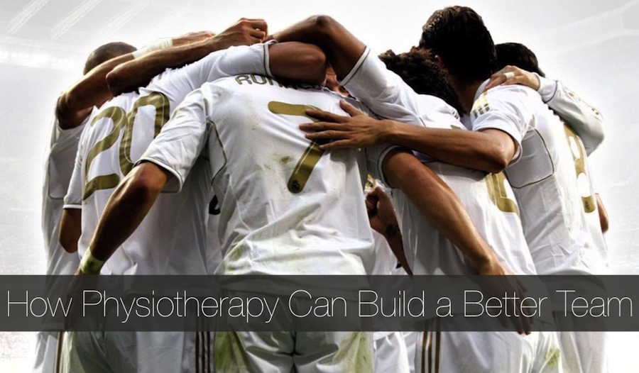 Physiotherapy for Sports Teams